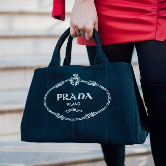 Prada Bags | Prada Canapa | Poshmark